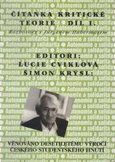 Čítanka kritické teorie I (Rozhovory s J. Habermasem)