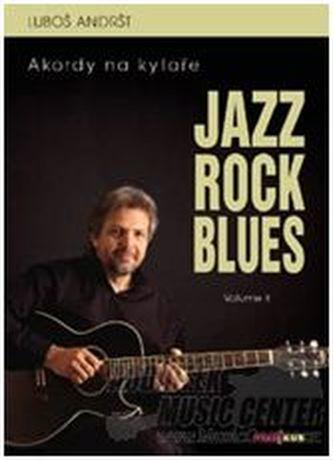Jazz rock blues Volume 2+CD