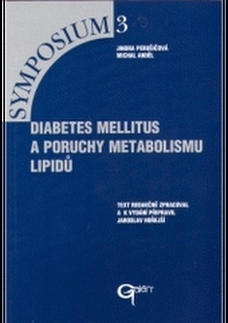 Diabetes mellitus a poruchy lipidu