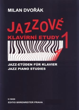 Jazzové klavírní etudy 1