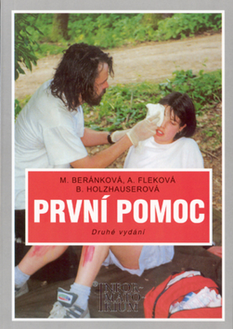 První pomoc pro střední zdravotnické školy - Náhled učebnice