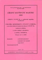 Úřední oceňování majetku 2010