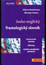 Česko-anglický frazeologický slovník