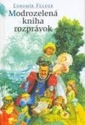 Modrozelená kniha rozprávok