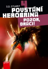 Povstání Herobrina 4 – Pozor, draci!