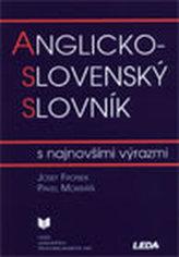 Anglicko-slovenský slovník s najnovšími výrazmi