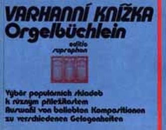 Varhanní knížka (výběr populárních skladeb k různým příležitostem)