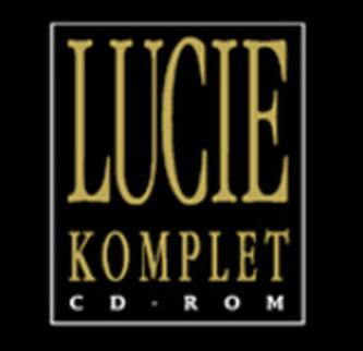 LUCIE KOMPLET+CD ROM 15%