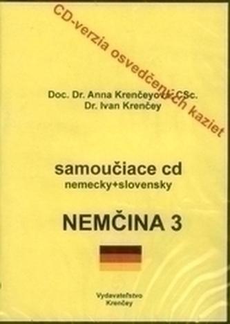 CD Nemčina 3