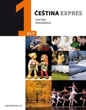 Čeština expres 1 (A1/1) – polsky + CD