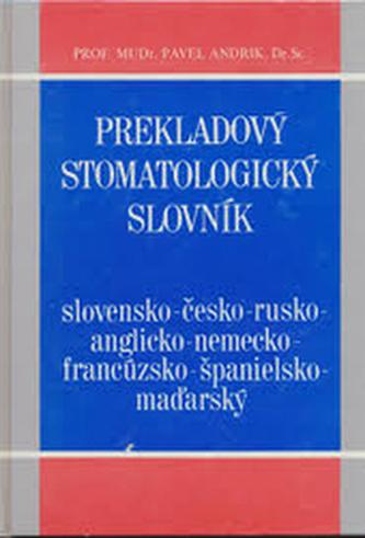 Prekladový stomatologický slovník