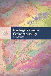 Geologická mapa ČR 1 : 500000