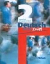 Deutsch eins, zwei 2 UČ /SV/