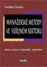 Manažerské metody ve veřejném sektoru
