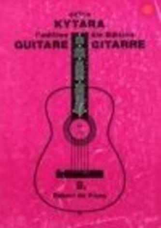 Edice kytara 8