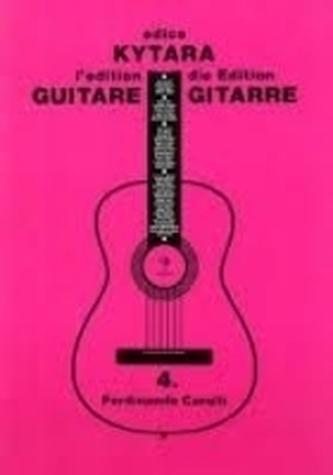 Edice kytara 4