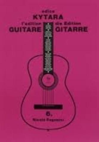 Edice kytara 6