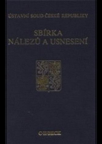 Sbírka nálezů a usnesení ÚS ČR, svazek  18