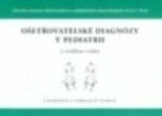 Ošetřovatelské diagnózy v pediatrii