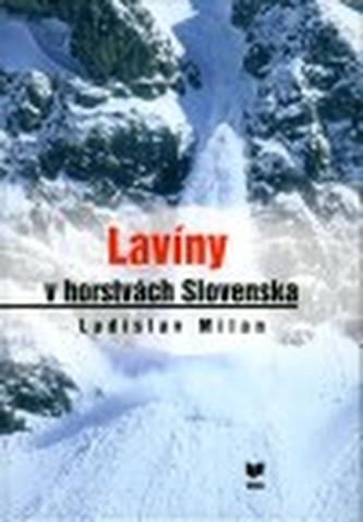 Lavíny v horstvách Slovenska
