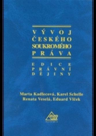 Vývoj českého soukromého práva