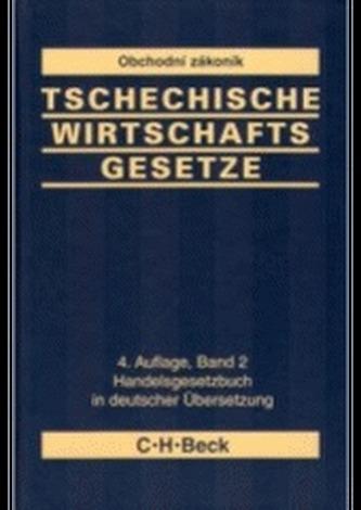 Tschechische Wirtschaftsgesetze, Band II.