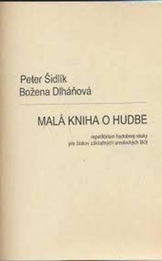 Malá kniha o hudbe