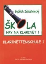 Škola hry na klarinet I