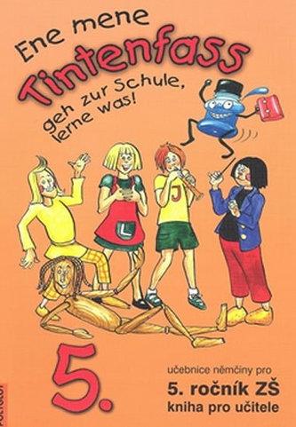 Tintenfass pro 5. ročník ZŠ - kniha pro učitele