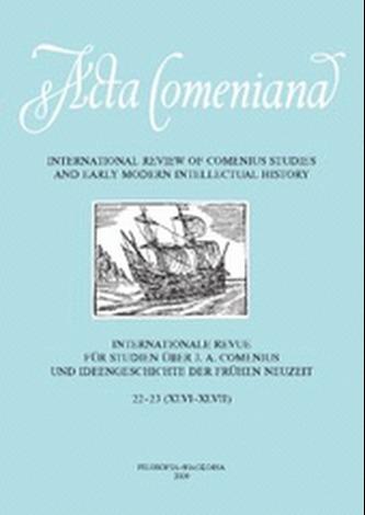 Acta Comeniana 22-23 - Anna Schneiderová