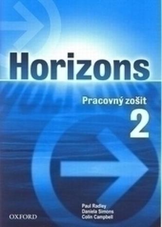 Horizons (Beg/Int) 2 Workbook (slovak)