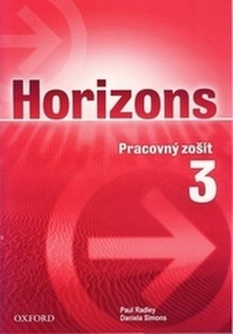 Horizons (Beg/Int) 3 Workbook (slovak)