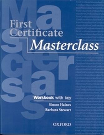 First Certificate Masterclass (B2/FCE) Workbook w/k + CD