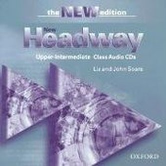 New New Headway Up-Intermediate 3/e Class CD (3) (New Ed) 3/e - Soars, John