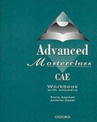 Advanced Masterclass CAE (C1/CAE) Workbook w/k