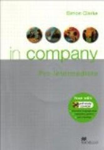In Company (A2-C1) Pre-int Student's Book +CD-Rom