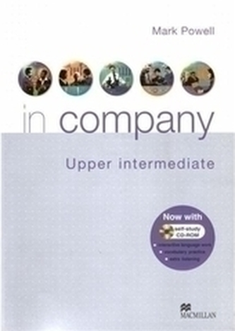 In Company (A2-C1) Up-int Student's Book +CD-Rom