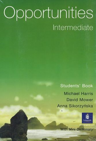 Opportunities Interm Student's Book - Harris, Michael; Mower, David