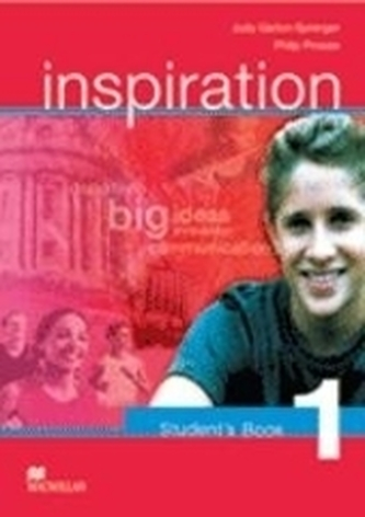 Inspiration (A1-B1) 1 Workbook