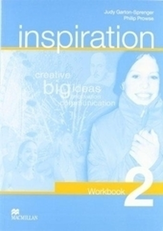 Inspiration (A1-B1) 2 Workbook