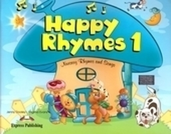 Happy Rhymes 1 Pupil s Book