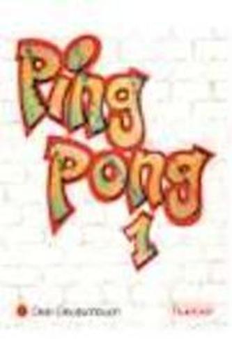Pingpong 1. - 1 Kursbuch