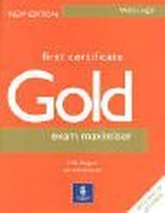 First Certificate Gold (zlatý) Exam Maxim w/k +CD (1)