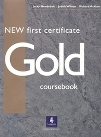 New First Certificate Gold - Coursebook