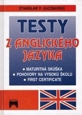 Testy z anglickeho jazyka