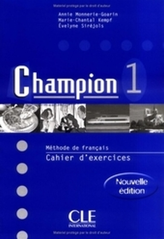 Champion: Cahier D'Exercices 1