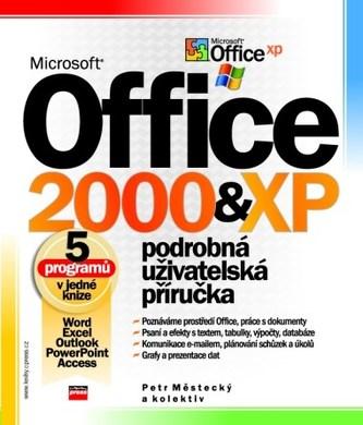 Microsoft Office 2000 a XP - Petr Měštecký