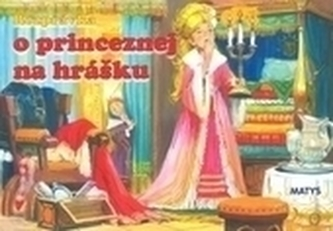 Rozprávka o princeznej na hrášku
