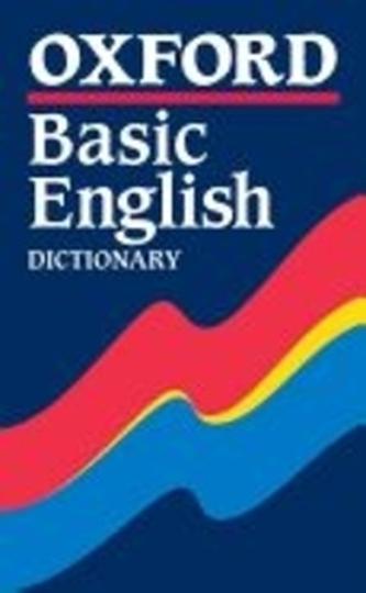 Oxford Dic Basic English
