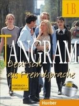 Tangram - Ausgabe in Vier Banden: Kursbuch und Arbeitsbuch 1b